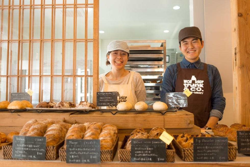 wondertrunk&co. travel bakery