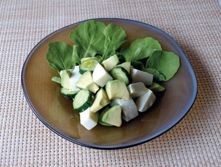 グリーンバランスサラダ