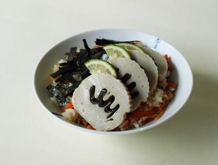 五島巻きの香りちらし寿司