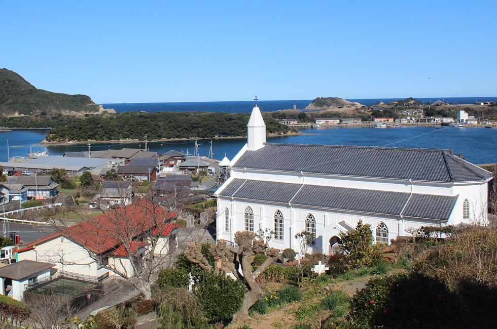 水ノ浦教会堂