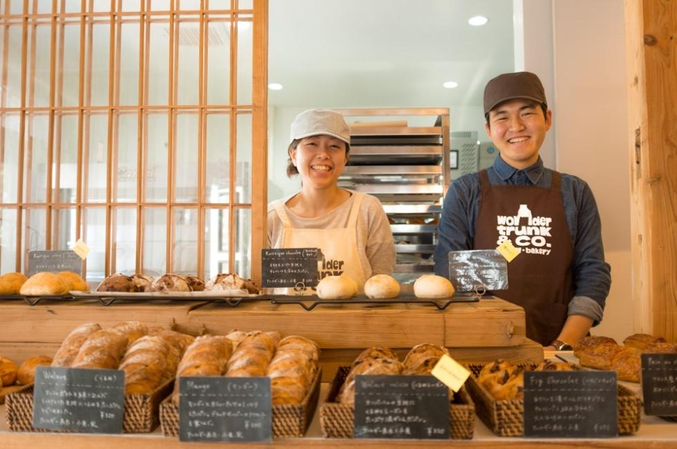 田尾のパン屋さん